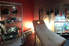 Professional Dominatrix Mistress Lux and the dungeon located in Dandenong Victoria for BDSM